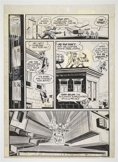 perspective baltimore books will eisner s the spirit artwork on display in baltimore