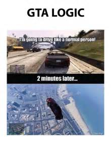 Gta V Memes - gta logic meme collection