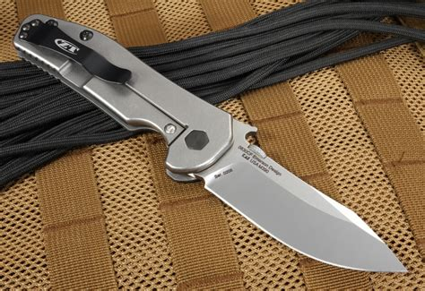 m390 steel zero tolerance 0630cf carbon fiber and m390 steel tactical