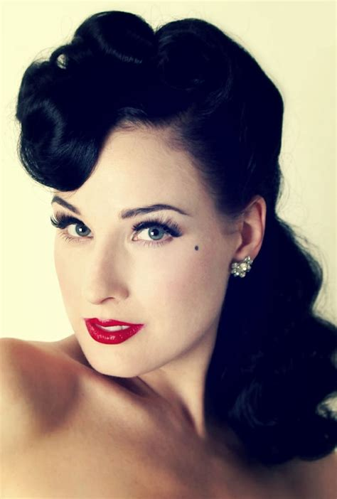 rockabilly hairstyles no bangs 17 beautiful rockabilly hairstyles rebelcircus com
