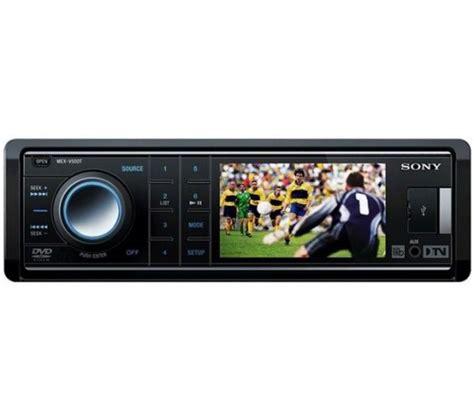 Tv Digital Sony automotivo sony mex v50dt compre girafa