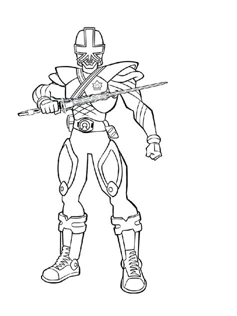 power rangers pirates coloring pages power rangers samurai coloring pages free printable power