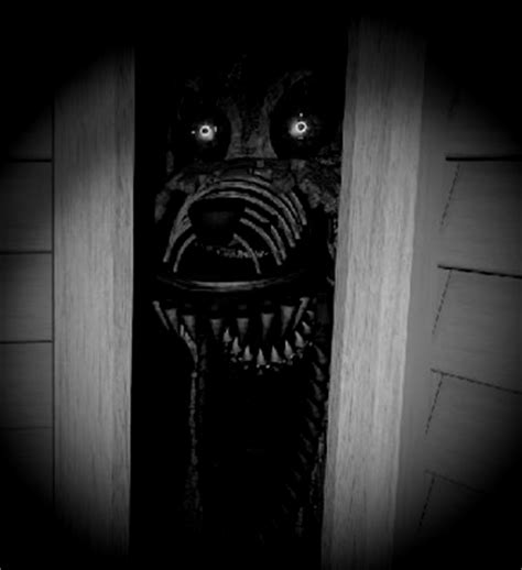 Nightmare In Closet by Nightmare Foxy Icon By Freakness96 On Deviantart