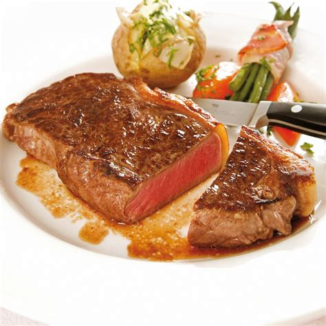 Produk Nature Stek centre cut sirloin steaks 210g