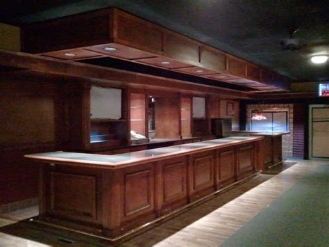 Custom Made Bars Custom Made Commercial Bar By Monarch Cabinetry