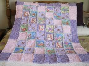 you to see baby rag quilt on craftsy