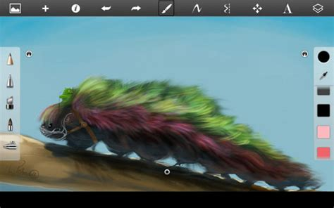 autodesk sketchbook pro android the 5 best android apps for artists features digital arts