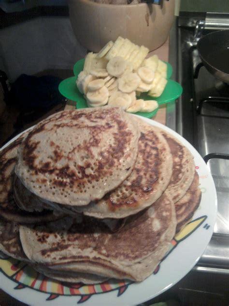Galaxy Pan Cake Pancake strempfer bloggt