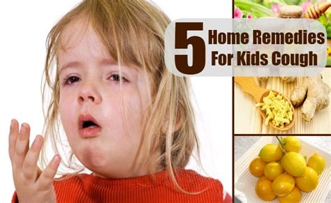 5 home remedies for cough remedy