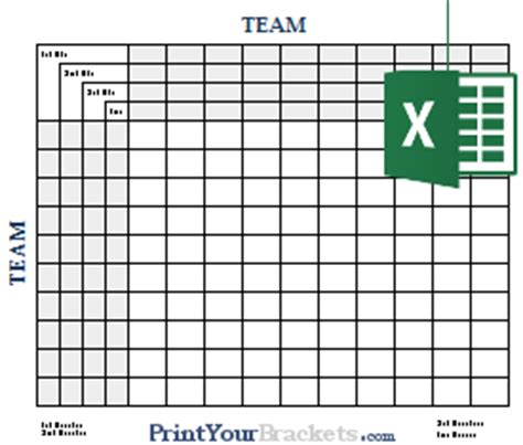 football squares template excel search results for 10 line bowl square template