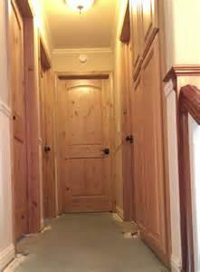 Prehung Interior Door With Casing Knotty Alder Interior Doors In San Jose