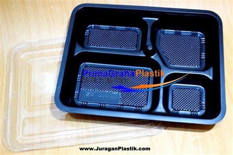 Box 18 Sekat box bento 4 sekat size large home