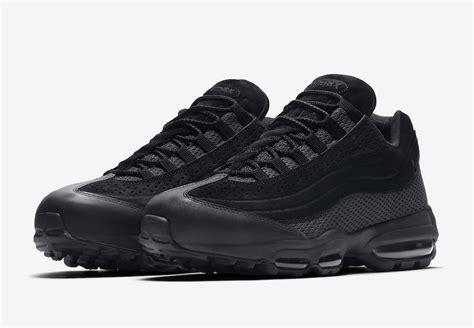Br Premium by Nike Air Max 95 Ultra Premium Br Black Ao2438 002