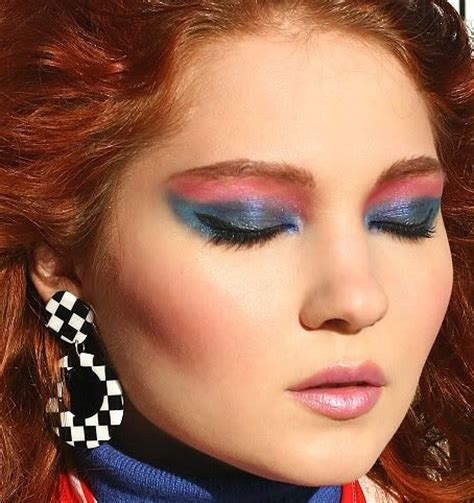 5 Tips To Mastering The 80s Make Up Revival by 80 S Eye Makeup Back In The Day Memories Galore