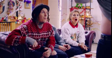 tattoo fixers gingerbread man tattoo fixers shocked as they meet real life gingerbread