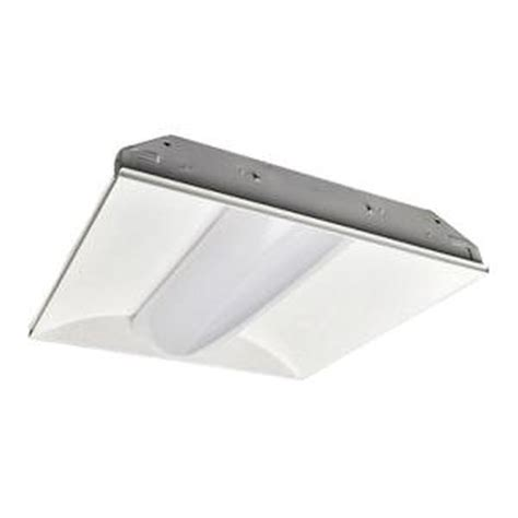2x4 Led Light Fixture Plusrite 07155 2 X 4 76 Watt 120 277 Volt 5000k Dimming Led Troffer Fixture Led Fxtf76 2x4