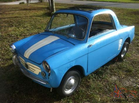 micro for sale fiat other autobianchi bianchina transformabile micro car