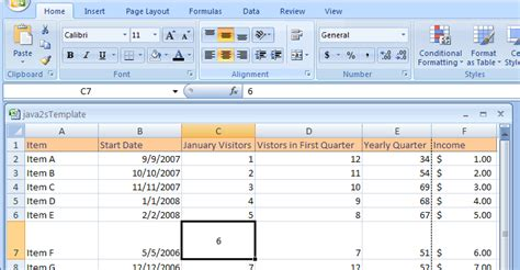 format cell alignment excel 2007 change alignment using the ribbon cell format 171 format