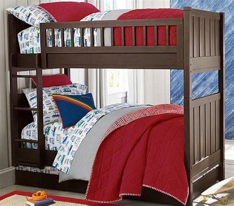 camo bunk bed c bunk bed pottery barn
