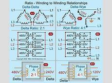 Understanding The Basics of Wye Transformer Calculations ... Electrical Transformer Calculations