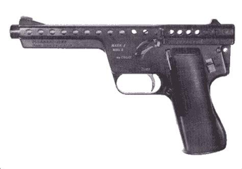 Mba Gyrojet I by пистолет Mba Gyrojet сша пистолеты револьверы