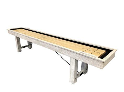 9 shuffleboard table 9 playcraft montauk shuffleboard table shuffleboard
