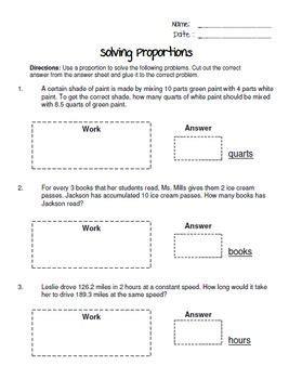 Proportional Relationship Worksheets 7th Grade by Proportional Relationships Math Worksheets Finding