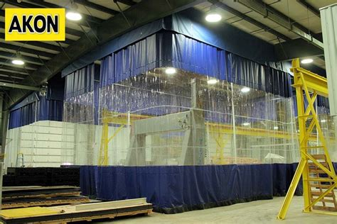 warehouse curtain dividers warehouse curtain divider akon curtain and dividers