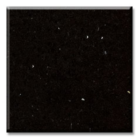 Obsidian Black Quartz Countertops by Countertops Sinks Accessories Syverson Tile