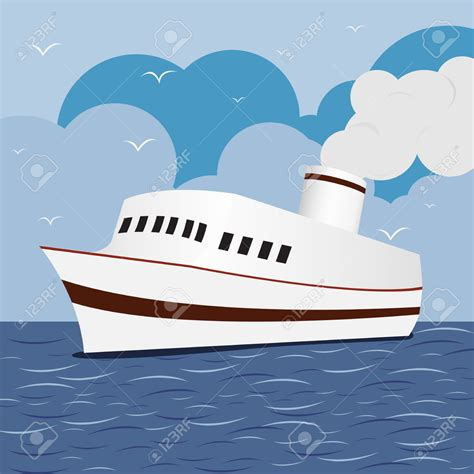 ferry boat cartoon cruise ship clipart ferry pencil and in color cruise