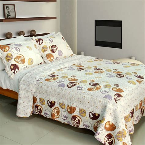 blancho bedding blancho bedding romantic beach full queen quilted patchwork quilt set ebay