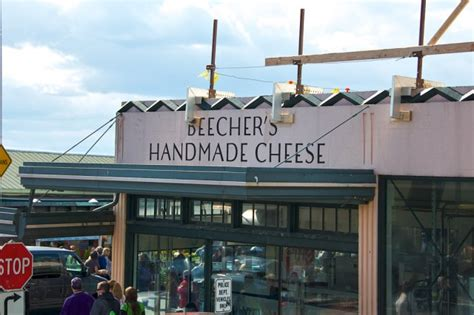 Beecher S Handmade Cheese Seattle - seattle wa beecher s handmade cheese cafe follow me