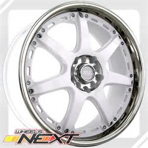 Chrome Wheels On White Truck Colors For White Car Evolutionm Mitsubishi
