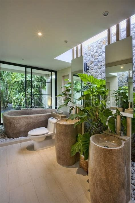 amazing bathroom ideas 42 amazing tropical bathroom d 233 cor ideas digsdigs