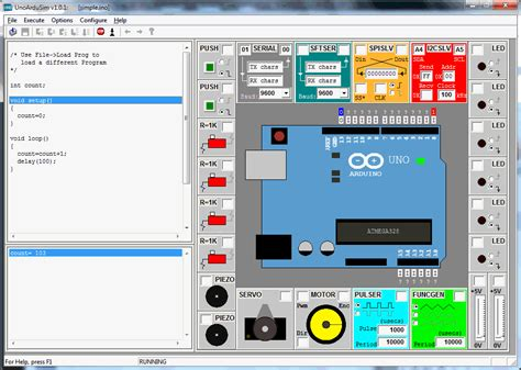 Home Design Software Open Source by Simulator In Software For Arduino Aht9simsimm
