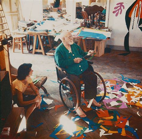 matisse in the studio moma henri matisse the cut outs