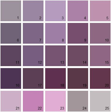 purple paint names 12 find your paint colors fast and easy with house