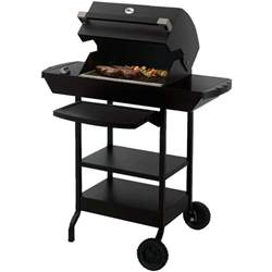 dimplex ebq outdoor electric grill on cart