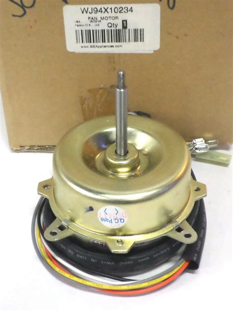 fan air conditioner wj94x10234 ge air conditioner fan motor ps1021954