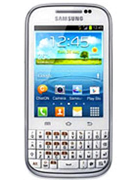Cyrus Chat Qwerty Touch Hspa samsung galaxy chat b5330 phone specifications
