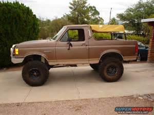 Ford Bronco Soft Top 1989 Ford Bronco Soft Top Pictures And Sounds