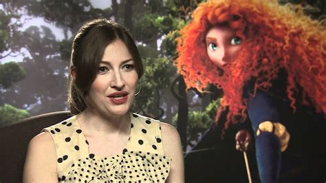 kelly macdonald brave voice actress kelly macdonald discusses her voice over role for