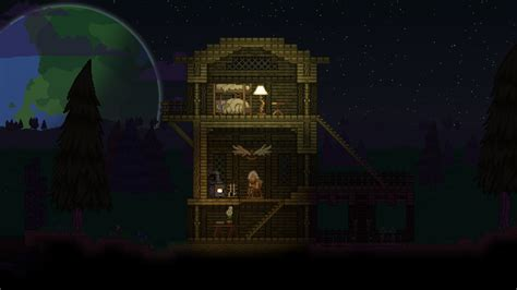 starbound bed starbound 6th august cabin in the woods ilovebacons