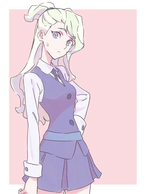 Diana Also Search For Diana Cavendish Witch Academia Zerochan Anime Image Board