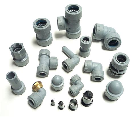 Plumbing Pipe Connectors by Plastic Plumbing Fittings