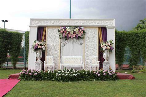 DEKORASI PERNIKAHAN OUTDOOR   PRIMERA WEDDING   WEDDING