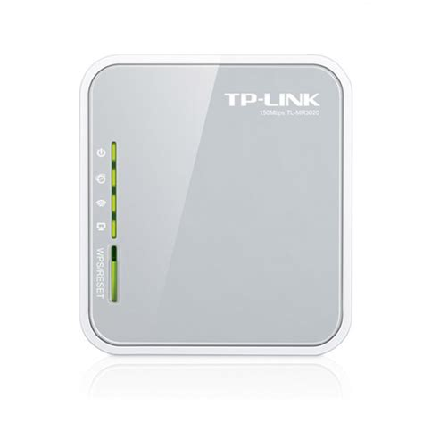 Wifi Router Tp Link Tl Mr3020 tp link tl mr3020 portable 3g 4g wireless n router