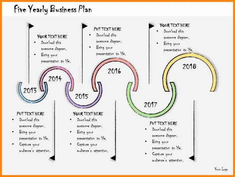 7 5 Year Business Plan Template Driver Resume 5 Year It Plan Template