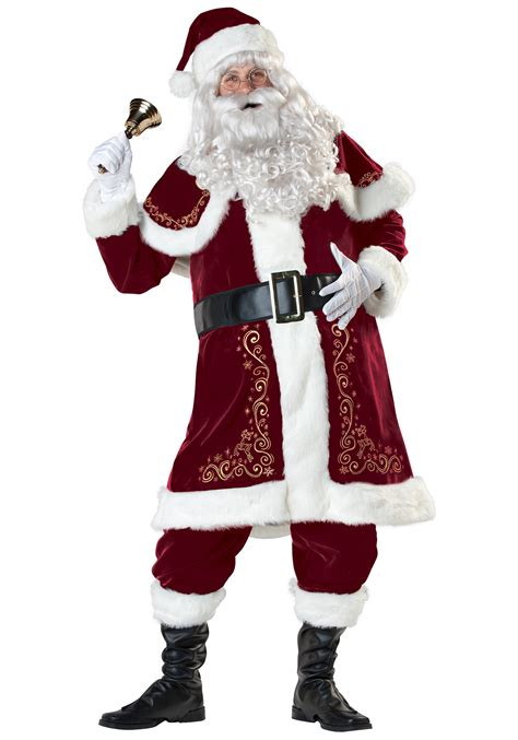 unique santa claus costume adult santa claus costumes