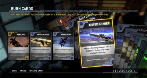 titanfall burn card template לשרוף קלפים ב titanfall gamepro חדשות משחקים